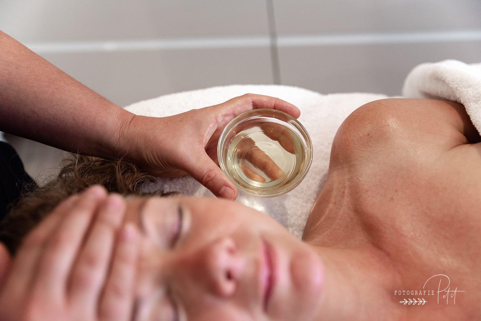 Huidverzorging puur en passie-gezichtsbehandeling
